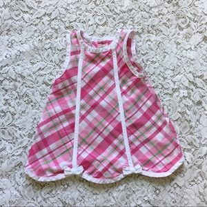 Gymboree Baby Girl Plaid Dress